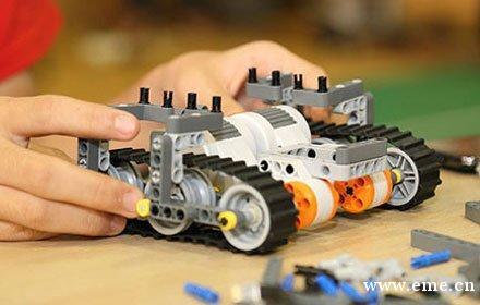 专业的机器人编程培训哪家靠谱