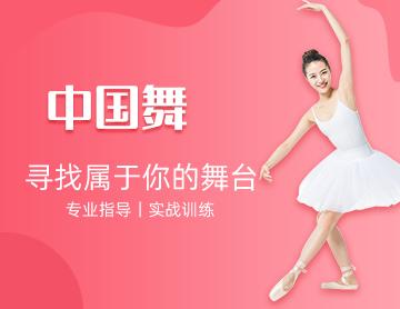 集美少儿中国舞培训班